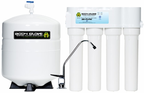 WI-BG-PURE / Body Glove PURE RO Advanced Reverse Osmosis Drinking Water System # BGPURE