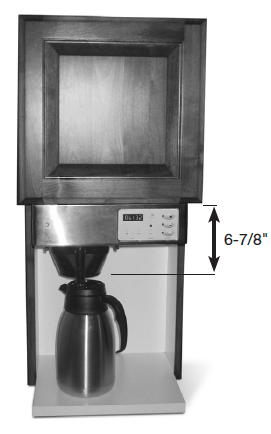WI-EB-BREWER / EVERBREW Automatic Coffee System # WIEBBREWER