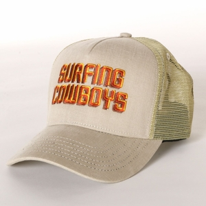 Surfing Cowboys, Not Your Average, Trucker Hat