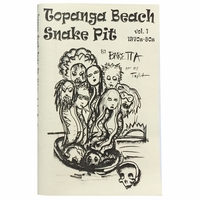 Topanga Beach Snake Pit Vol.1 By: Baretta