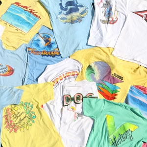 Vintage Surf Clothing Items