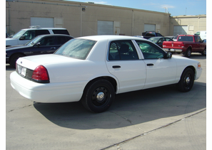 2006 Ford P71 Police Interceptor - SOLD OUT