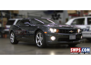 2010 Chevrolet Camaro SS - Stealth Police Car