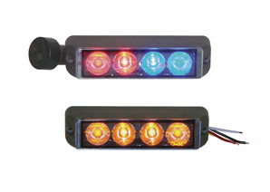 Able 2 Sho-Me Luminator Quad LED Lights