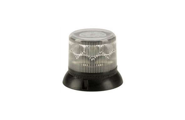 Code 3 LSS222 Dual Stack LED Beacon - Permanent Mount - LSS222CX