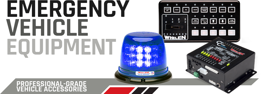 Emergency Vehicle Equipment