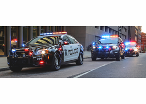 Emergency Vehicle Lights