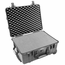 Pelican 1560 Case  with Foam -  BLACK