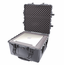 Pelican 1640 Case With Foam - BLACK