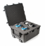 Pelican 1690 Case With Foam - BLACK
