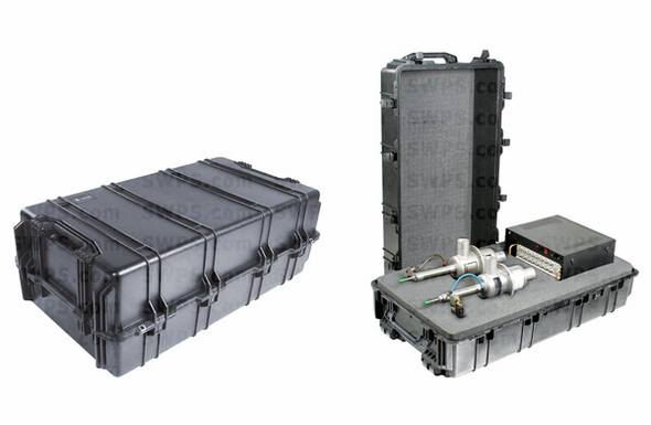 Pelican 1780 Case With Foam - Black