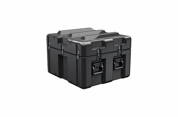 Pelican Hardigg Trunk with Hinged Lid - AL2624-1205-RP-032