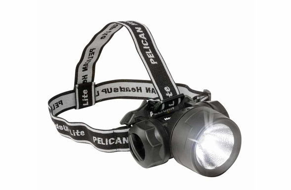 Pelican HeadsUp Lite 4AA Pelican Flashlight 2600