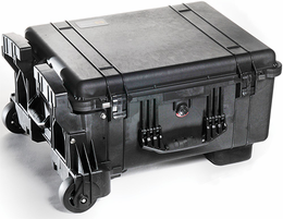 Pelican 1610M Mobility Case With Foam - Black