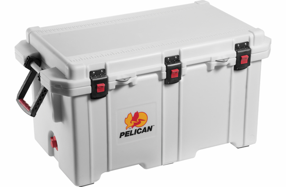 Pelican Cooler 150 Quart White