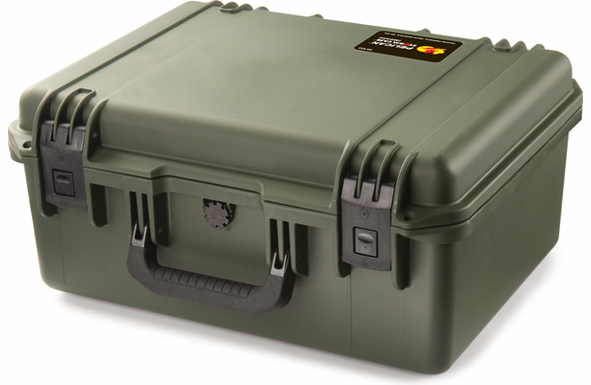Pelican Storm Case IM2450 No Foam GREEN