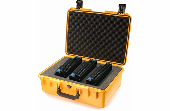 Pelican Storm Case IM2600  YELLOW