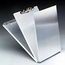 Saunders Clipboard Form Holder AH8512 - 10017 - Silver
