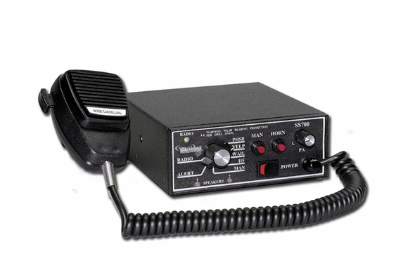 Signal Vehicle Products 6 mode Siren - SS700