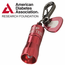 Streamlight Nano Keychain Light - Red - ADA Diabetes - 73008