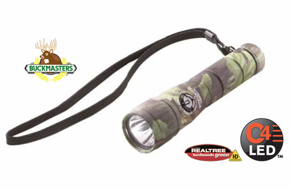 Streamlight PackMate BuckMasters Series Camo Green - 51057