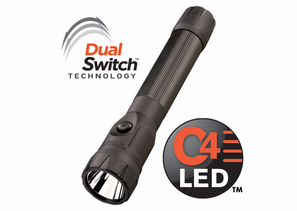 Streamlight PolyStinger DS C4 LED Rechargeable Flashlights