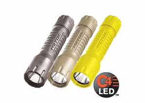 Streamlight PolyTac C4 LED Tactical Handheld Flashlights