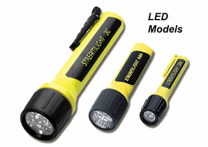 Streamlight Propolymer LED Flashlights by Streamlight