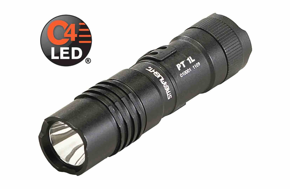 Streamlight ProTac 1L C4 LED Flashlight - Black - 88030