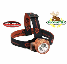 Streamlight Trident HP LED Headlamp BuckMasters Series Blaze Orange Camo - 61082