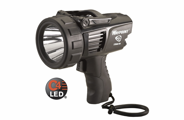 Streamlight Waypoint Rechargeable Black - AC Charger - 44911