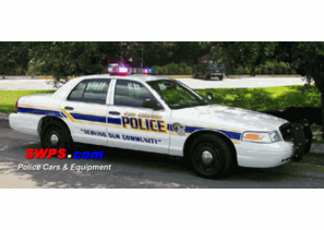 SWPS Emergency Vehicle Service & Installation Department