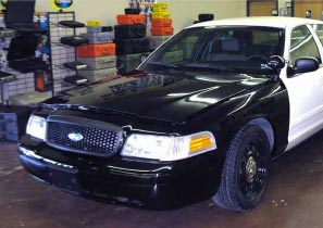 Used Police Cars & Vehicles For Sale