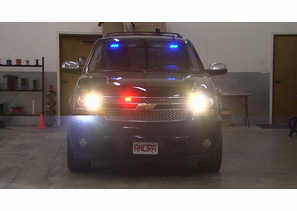·Video· Chevrolet Tahoe LTZ Police Package by SWPS