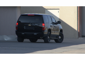 �Video� Chevrolet Tahoe Whelen Howler Police Package Outfitted by SWPS