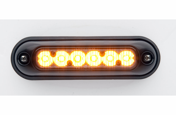 Whelen ION Surface Mount Super-LED Lighthead - AMBER - IONSMA