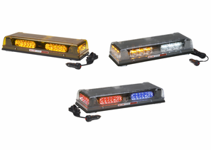 Whelen MINIBARS, LIGHTBARS & TRAFFIC ADVISORS