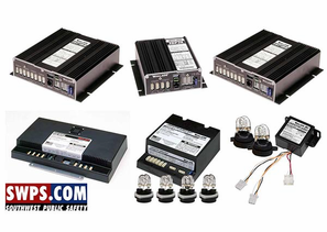 Whelen POWER SUPPLIES / FLASHERS