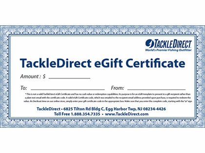 $150 eGift Certificates - Online Use Only