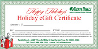 $500 eGift Certificates - Online Use Only