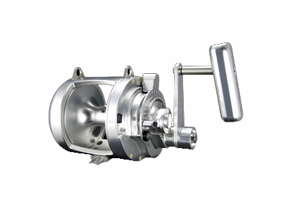 Accurate ATD-50 Platinum Twin Drag Reel