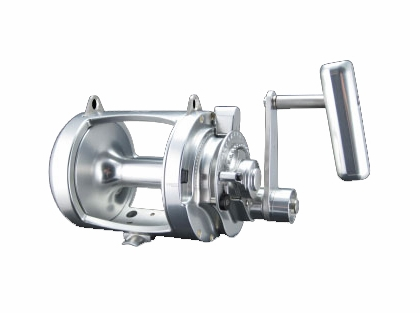 Accurate ATD-50W Platinum Twin Drag Reel