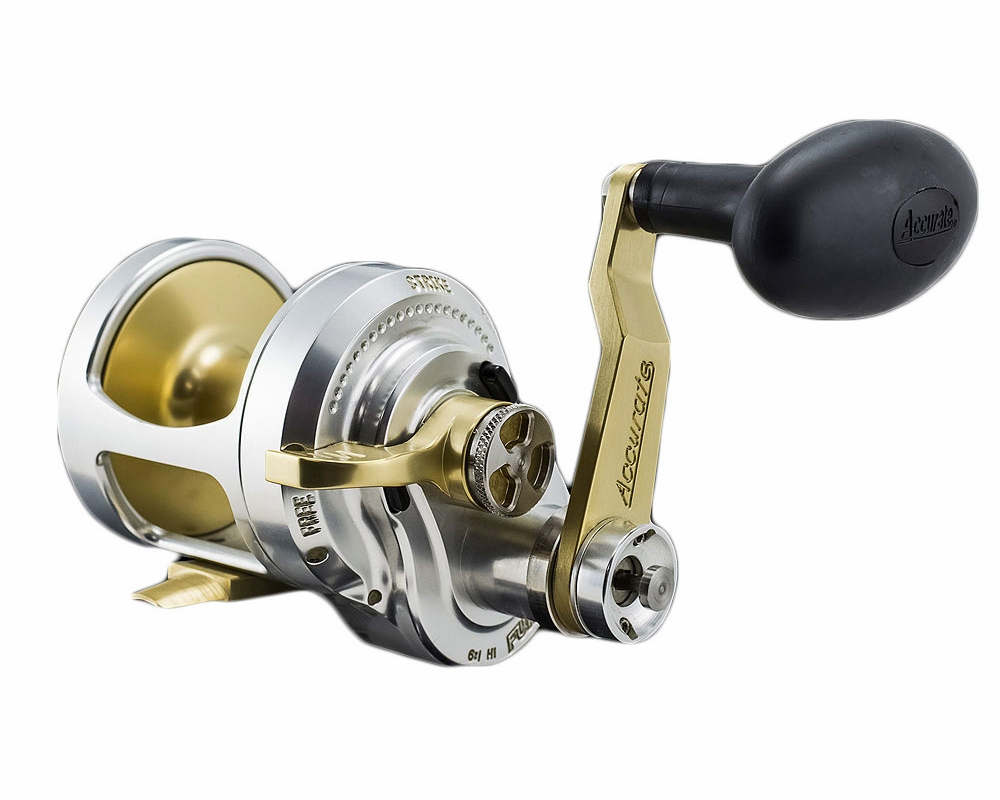 accurate boss fury 2-speed reels | tackledirect, Fishing Reels