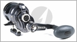 Accurate DX2-400N Boss Dauntless Two Speed Reel - Gunmetal