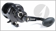 Accurate DX2-600 Boss Dauntless Two Speed Reel - Gunmetal