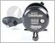 Accurate DX2-600N Boss Dauntless Two Speed Reel - Gunmetal