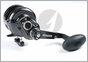 Accurate DX2-600NN Boss Dauntless Two Speed Reel - Gunmetal