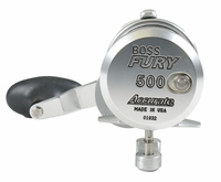 Accurate FX-500X Fury Single Speed Reel