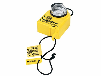 ACR 3961.1 Rapidfire Pullpin Activated Inflatable PFD Strobe