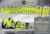 ACR Electronics 2014 Summer Promotion